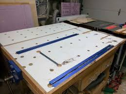 ideal height of tablesaw tabletop from floor woodworking talk