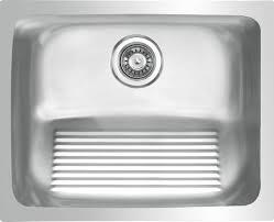 Stainless Steel Utility Sink Canada by Waterloo 18 Gauge Stainless Steel Undermount Medium Single Bowl