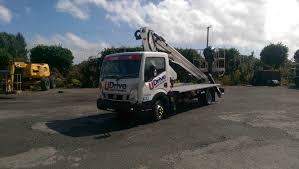 100 Scorpion Truck Oil Steel 1490 Van Mounted Mobile Boom Lift