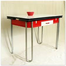 Vintage 1940s Kitchen Table
