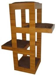 modern cat tower trendycat cat tower furniture provides modern contemporary