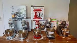 küchenmaschinen test 1 2 5 geräte im praxistest wmf kenwood kitchenaid 2x bosch