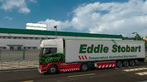 Euro Truck Simulator Mods Eddie Stobart Download