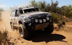 Illinois Toyota Dealer Taps Baja Champion To Create Race-Inspired FJ ...