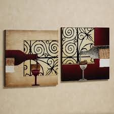 Tuscan Decorative Wall Plates by Kitchen Wall Decor Kitchen Decoration Wall Clock Cute Kitchen