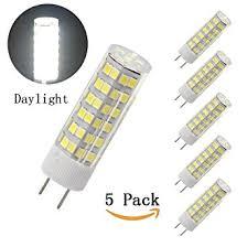 bqhy g8 bi pin led bulb soft white 50w g8 base halogen light bulb