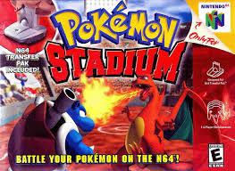 Pokémon Stadium | Game Grumps Wiki | FANDOM Powered By Wikia