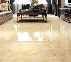 Tile Flooring Ideas For Dining Room Large Marble Luxury Living With High
