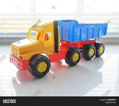 Toy Ttipper Truck, Image & Photo (Free Trial) | Bigstock