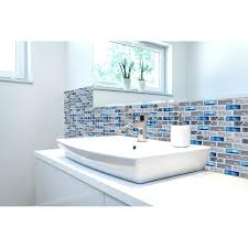 tremendous large glass tiles for bathroom prepossessing colorful