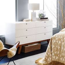 6 Drawer Dresser Under 100 by Modern 6 Drawer Dresser West Elm