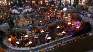 Fortunoff Christmas Trees 2015 by Miniature Extreme Christmas Village Youtube