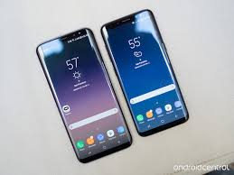 Samsung Galaxy S8 and S8 hands on preview