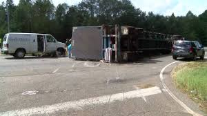 Chicken Truck Crashes Spilling Foul Onto Alabama Highway Images Truck Crashes Into Jacksonville Beach Lawyers Office Wjaxtv Fire Truck Through Cable Barrier After Tire Blows Out Kforcom Dump Rock Beside Trscanada Highway In Langford Driver Inattention At Root Of 3 Deadly Transport Opp Injured Box Kfc Pinellas Park Falls Garage Tree Line On Rice Street News Deldot Plow Newark 6abccom Massive Crash Youtube Chicken Spilling Foul Onto Alabama Highway Telegraph Road Business Nation And World Pickup House Mesa