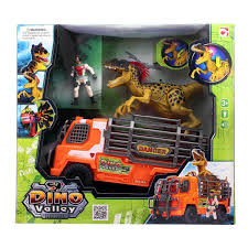 Dino Valley Truck & Dinosaur Playset With Light And Sound Jurassic ... Matchbox On A Mission Dino Trapper Trailer Dinosaur Toys For Kids Yeesn Transport Carrier Truck Toy With 6 Mini Plastic Amazoncom Nickelodeon Blaze And The Monster Machines Party Favors Big Boots Adventure Squad Vehicle Funny Digger 3 Games Fun Driving Care Car For Kids By Yateland Buy Tablets Online Transporter Walmartcom Fisherprice Imaginext Jurassic World Hauler Target Dinosaurs Trucks Collide In Dreamworks New Netflix Kid Series
