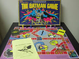 Wanted Post The Batman Game