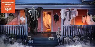 Motion Sensor Halloween Decorations by Scary Creatures U0026 Halloween Props Halloween Bats Animated