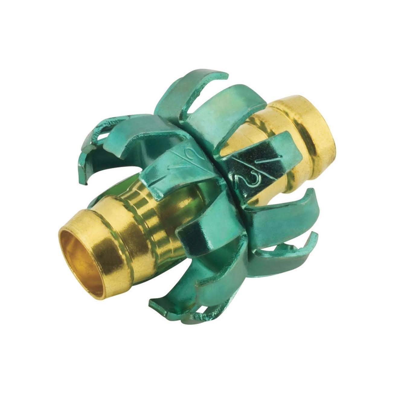 Ace 70299 Mender Hose Repair Coupler - Brass, 1/2""