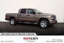 2009 Dodge Dakota Bighorn/Lonestar Stock # E1027 For Sale Near ...