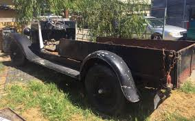 100 1929 Chevy Truck Windshield Included Chevrolet