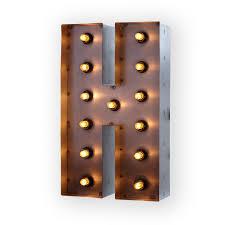 Marquee Letter Lights Premium 16cm Midi