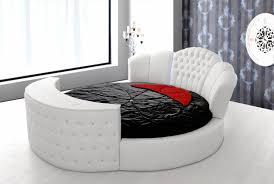 Chambre Avec Lit Rond Lit Rond Design Pour Lit Rond Retro Chambres Chambres Adulte Meubland