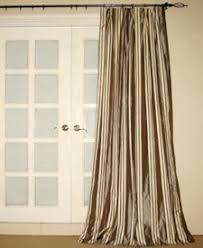 silk drapes and curtains stripe silk drapes and curtains made
