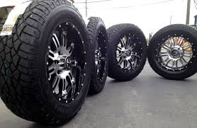 100 20 Inch Truck Rims Tires