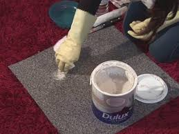 How Remove Paint From Carpet by How To Remove Paint From Carpet Youtube