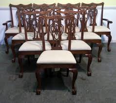 Thomasville Dining Room Chairs Discontinued by Elegant Thomasville Dining Room Sets Homeophony