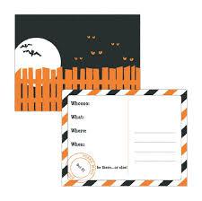 Free Halloween Invitation Templates Microsoft by 21 Free Halloween Invitations That You Can Print