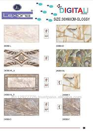 italian style border tile decorative decor interior wall tile