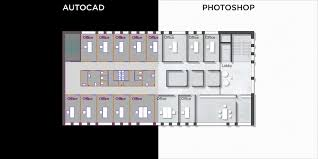 How To Make A Floor Plan On The Computer by How To Make Beautiful Stylized Floor Plans Using Photoshop Archdaily