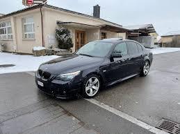 kombi bmw 5er 535d facelift m paket 250000 km für 13900 chf