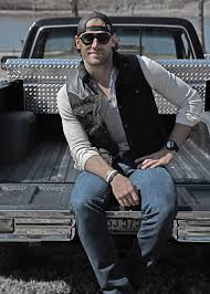 100 Tim Riggins Truck Celebrity Drive Chase Rice Country Star Pit Crew Veteran MotorTrend