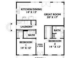 30x30 2 Bedroom Floor Plans by Download 30 30 House Open Floor Plan House Scheme