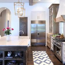 Sometimes All You Need Is A Really Great Rug Our Custom Cypress Cabinets And Open KitchenKitchen Island DecorCustom