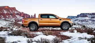 100 Ford Mid Size Truck New Ranger Brings Built Tough Innovation To Size S