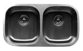 Karran Acrylic Undermount Sinks by Karran Undermount Stainless Steel 31 5x18 125x8 75 0 Hole 50 50