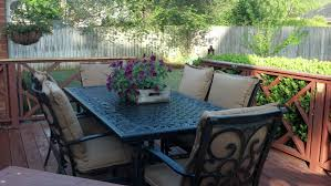 Fred Meyer Patio Furniture Covers by Messina Dining Chair Replacement Cushion Set Garden Winds