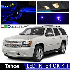 Amazon.com: LEDpartsNow 2007-2014 Chevy Tahoe And Suburban LED ...