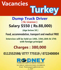 Rodney Agency,Dump Truck Driver,job Vacancies, Latest Jobs In Sri ... 10 Best Cities For Truck Drivers The Sparefoot Blog Requirements For Overseas Trucking Jobs Youd Want To Know About Download Dump Truck Driver Salary Australia Billigfodboldtrojer How Went From A Great Job Terrible One Money Become Mine Driver Career Trend Women In Ming Peita Heffernan Shares Her Story On Driving From Amelia Dies Powhatan Crash Central Virginia Should I Do Traing Course Minedex Dump Charged With Traffic Vlations After New City What Is Average Pay Image York Cdl Local Driving Ny