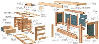 build a shaker workbench finewoodworking