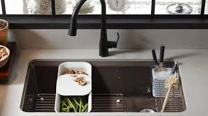 kohler riverby undermount kitchen sink marvelous kohler undermount kitchen sinks kitchen the gather