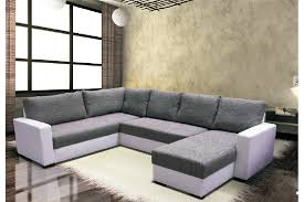 tissu canapé canapé d angle panoramique nelle tissu design