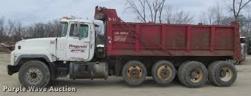 2001 Mack RD688S Dump Truck | Item K6165 | SOLD! March 30 Co... Peterbilt 389 Fitzgerald Glider Kits Truck Paper 2001 Mack Rd688s Dump Truck Item K6165 Sold March 30 Co Increases Production Kenworth T800 Trucks Thompson Machinery Truckpapercom 2018 Freightliner Columbia 120 For Sale Macson Creative Promotion Dump Beds 1 Ton With Dodge 2016 As Well Quad Axle