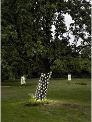 LED Christmas Lights Net Tree Trunk Wraps