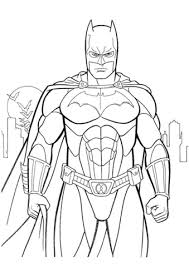 Homey Inspiration Batman Coloring Page Free Printable Pages Pdf Online Games