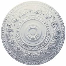 Lowes Canada Ceiling Medallion by Ceiling Fan Medallions 30 Inch Ceiling Medallion White Finish