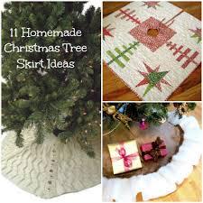 Handmade Christmas Tree Skirt 06